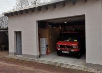 Wallbach Standort Tor geöffnet